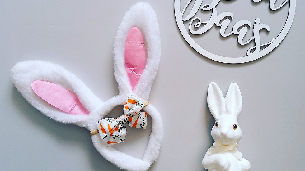 Easter Carrot Head Bands