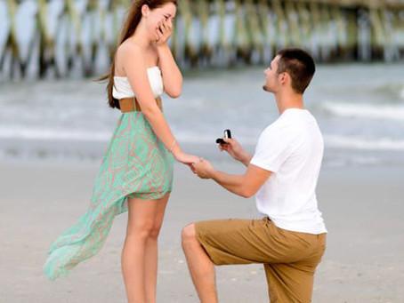 Como fazer um pedido de casamento inesquecível