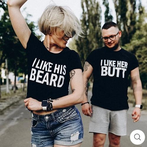 I like his Bread, I Like her Butt