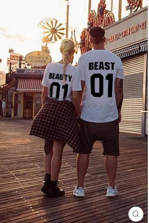Beauty 01, Beast 01  (Set)