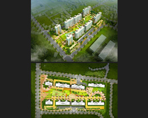 에이앤유디자인-예산 공동주택 신축공사.