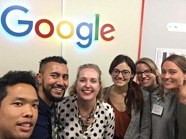Thanks for having us _google