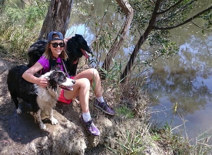 Jess the Melbourne Dog Walker