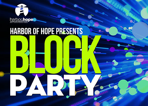 Block Party - Flyer2