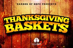 Thanksgiving Baskets  - Flyer2
