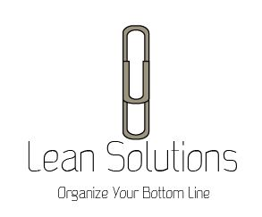 Logo and slogan for Lean Manufacturing Company