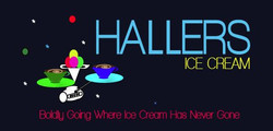 Hallers Ice Cream