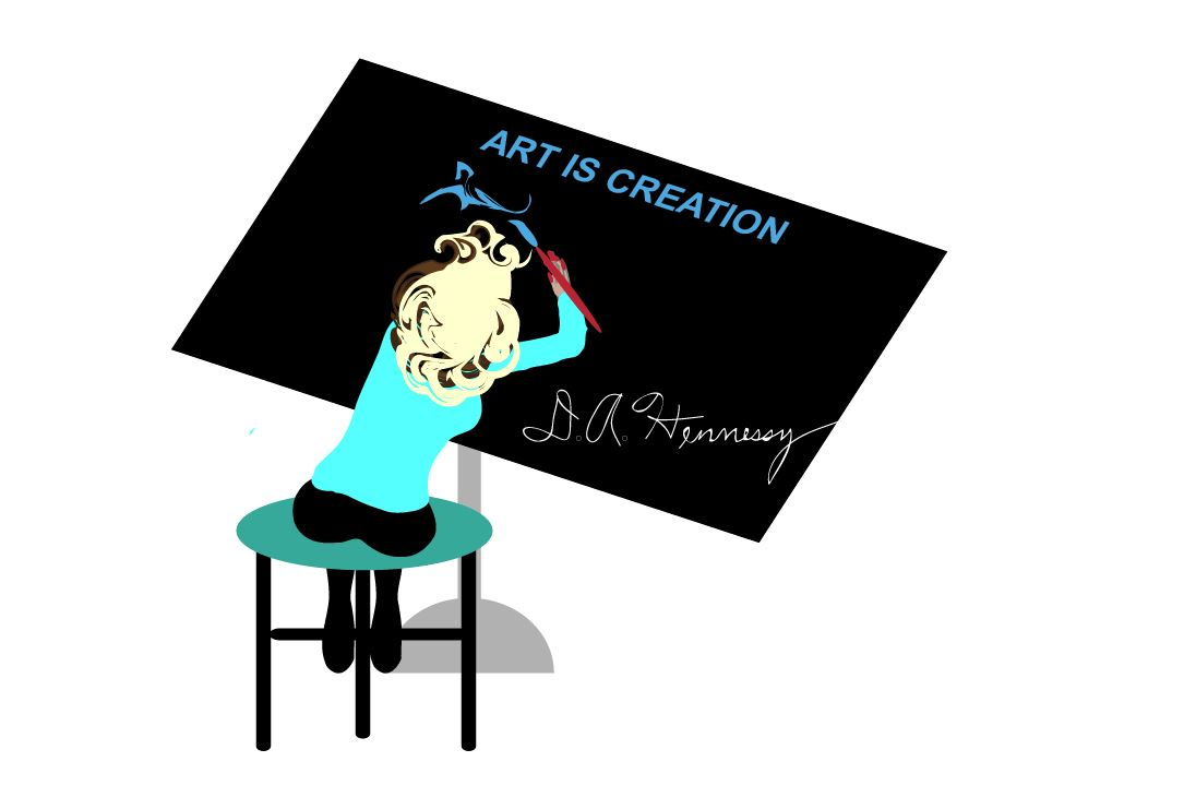 Art Is Creation