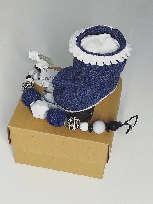 Geschenkbox Schuhe