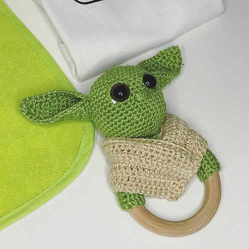 Geschenkset Yoda
