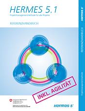 Referenzhandbuch Aufbau HERMES 5.1 Projektmanagement Methodesicht Phasen Aufgaben Ergebnisse Rollen Meilensteine Minimalergebnisse Sichten