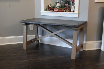 Farmhouse Granite Coffee Table