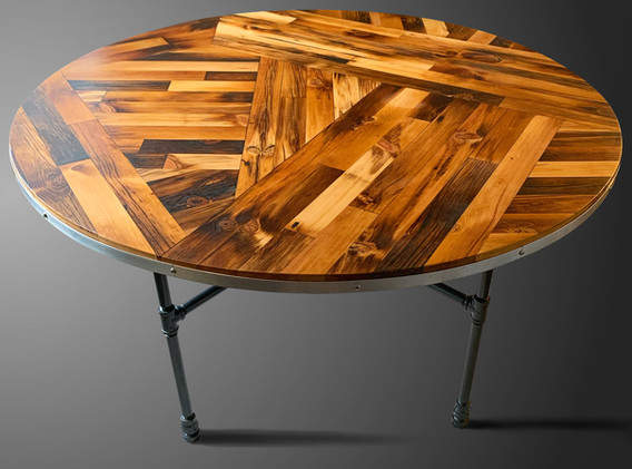 Scissor Tail Round Table
