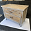 Thumbnail: Scissor-Tail Side Table with Storage