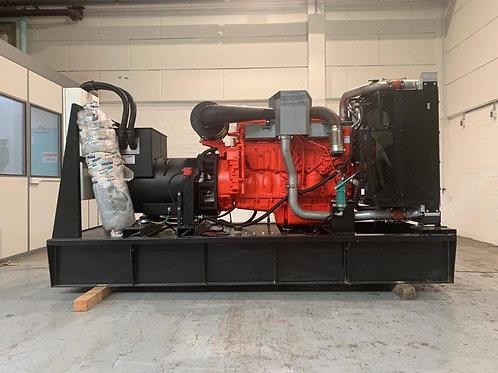 4 pcs brand new Scania petrol generators 440V / 280Kw