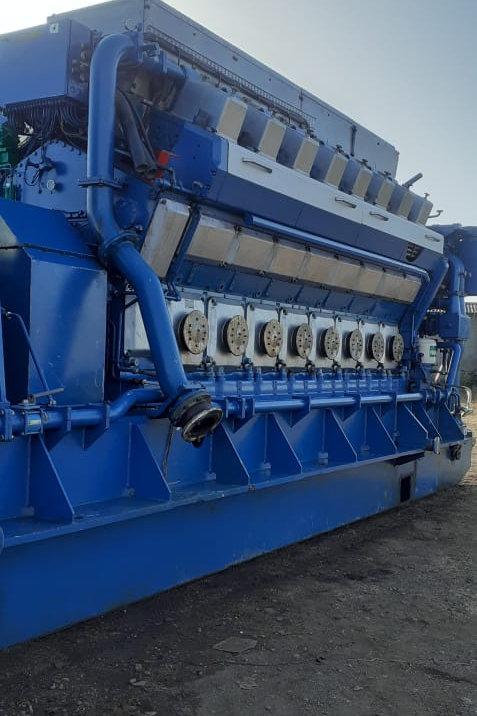 5 x Wartsila Generators