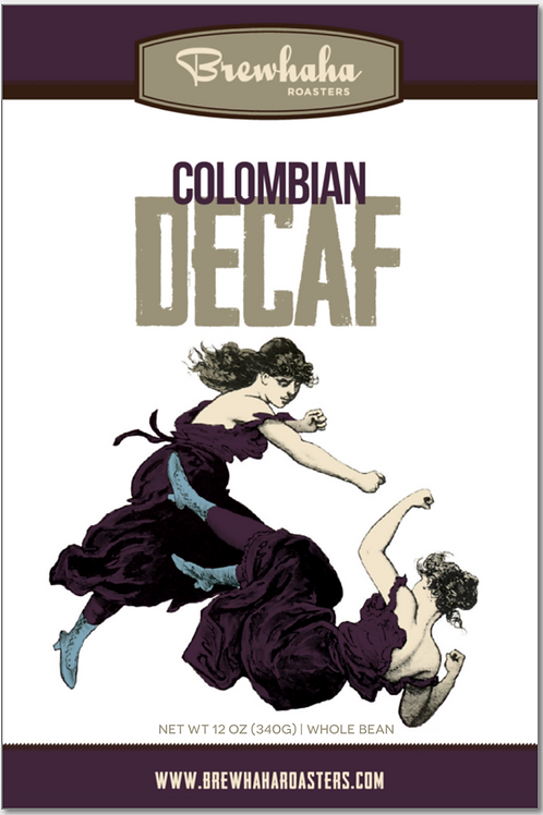 Colombian DECAFFEINATED
