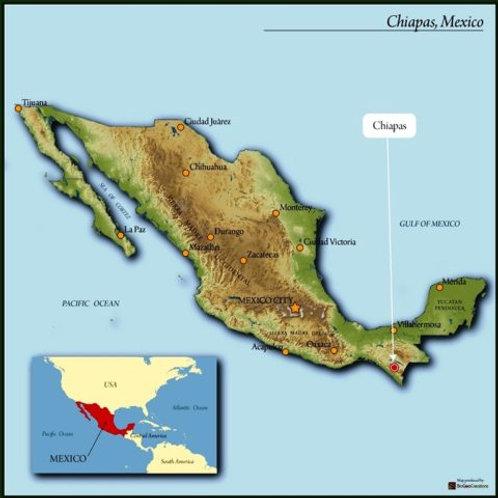 Mexico Altura Chiapas