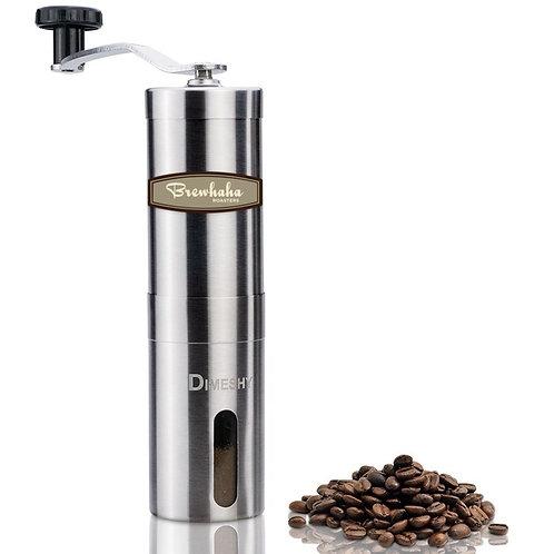 Manual Burr Coffee Grinder