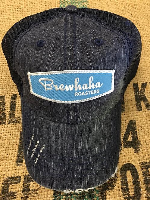 Brewhaha Herringbone Unstructured Cap
