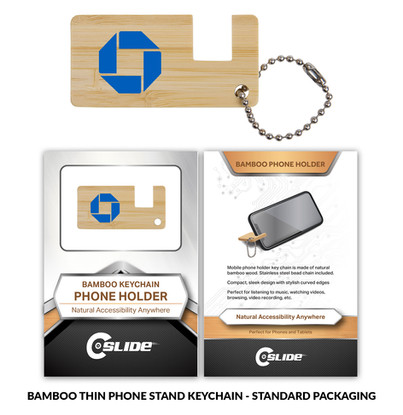 Chase BambooPhoneStand Thin Standard Pac