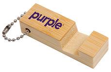 purple BambooBlockKey-Chain home image.j