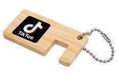 TikTok BambooThinKey-Chain home image.jp