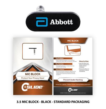 Mic Block with STANDARD card - Abbott.jp