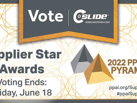 Supplier Star Awards - Vote C-Slide