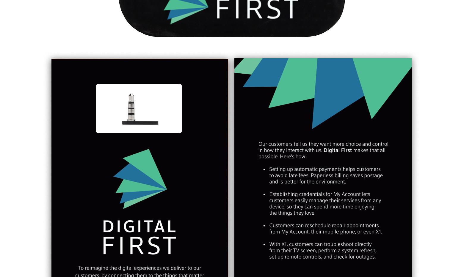 Mic Block with Custom card - Digital Fir