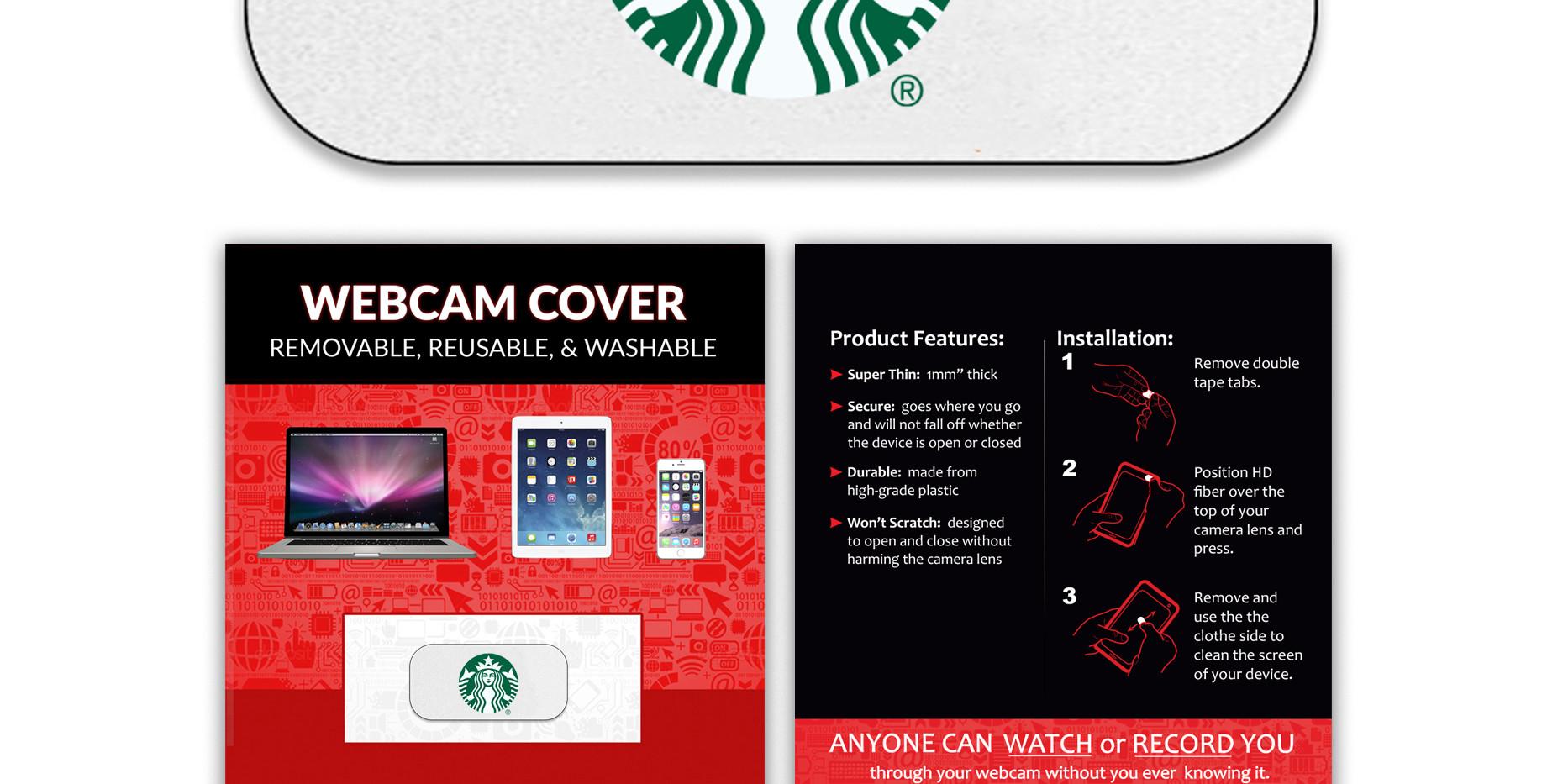 Starbucks HD Fiber Tab card standard whi
