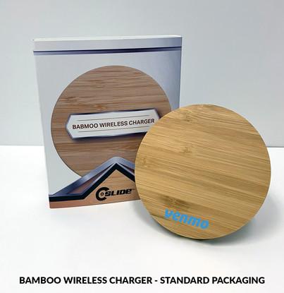 Venmo BambooWirelessCharger standard pac