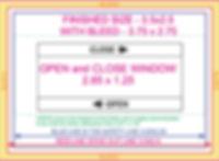 Razor 3.5x2.5 biz card template front.jp