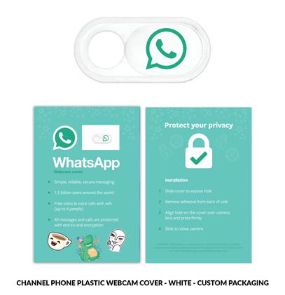 Channel Phone plastic white custom.jpg