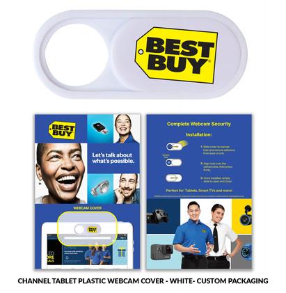 BestBuy channeltablet white plastic cust