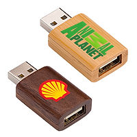 Wood Data Blockers Shell + Animal Plan s