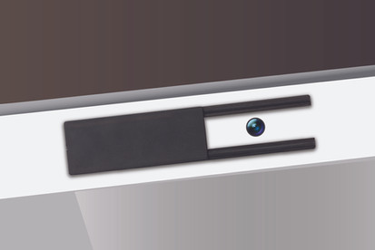Thin BLANK laptop vector - Black.jpg