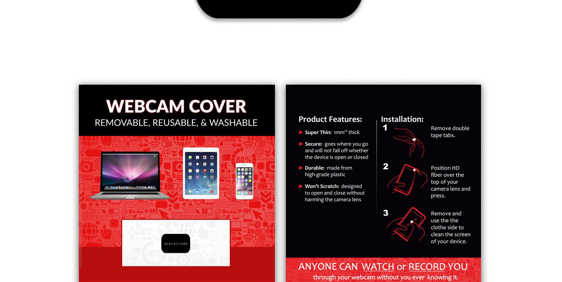 Blackcloak HD Fiber Phone card standard