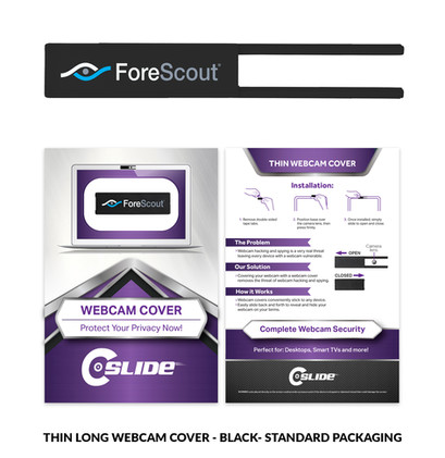 Thin Long with standard n card - ForeSco