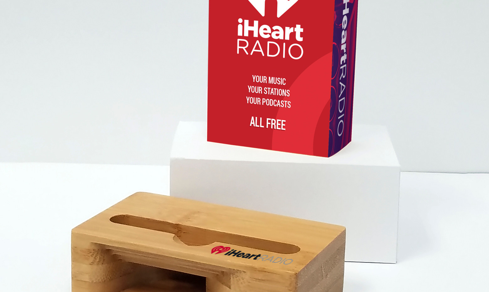 iHeartRadio BPhonAmp custom packaging.jp