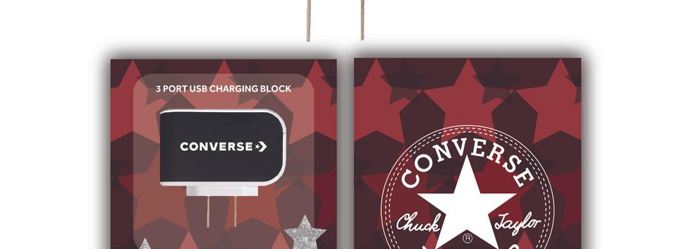Converse Holiday 3 Port Charging Block C
