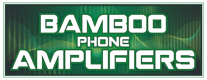 Bamboo Phone Amplifiers Sample Banner.jp