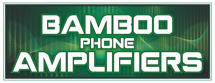Bamboo Phone Amplifiers Sample Banner.jp