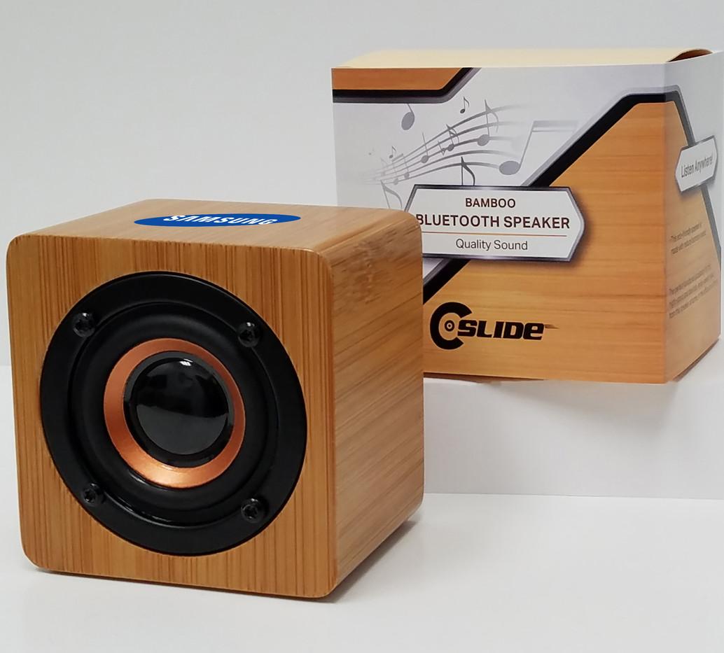 Samsung large bamboo bluetooth speaker s