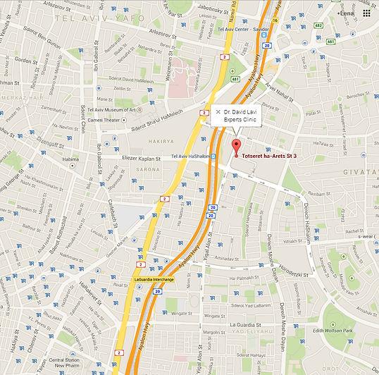 Тель-Авив, улица Игаль Алон, 120