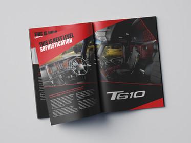 Product Information Brochures