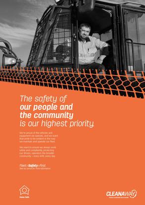 Fleet Safety - Spacial Awareness