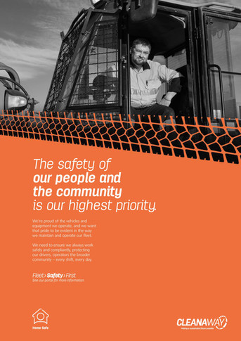 Fleet Safety - Spacial Awareness