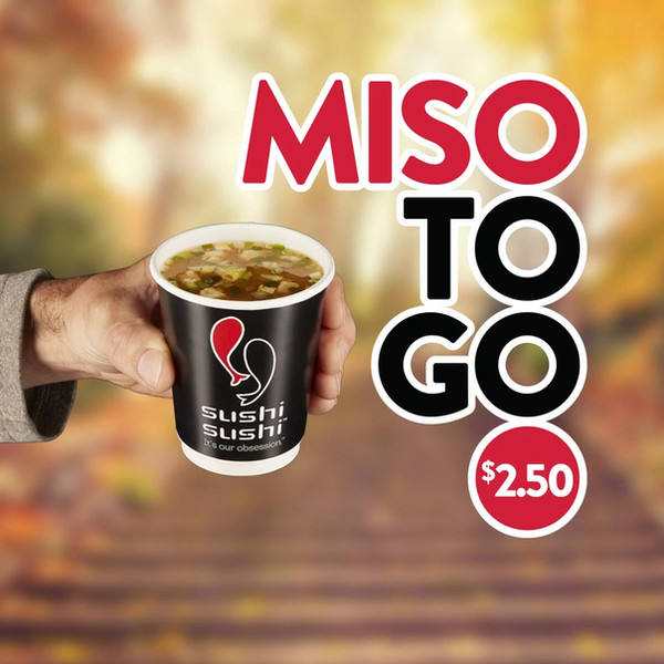Miso on the go