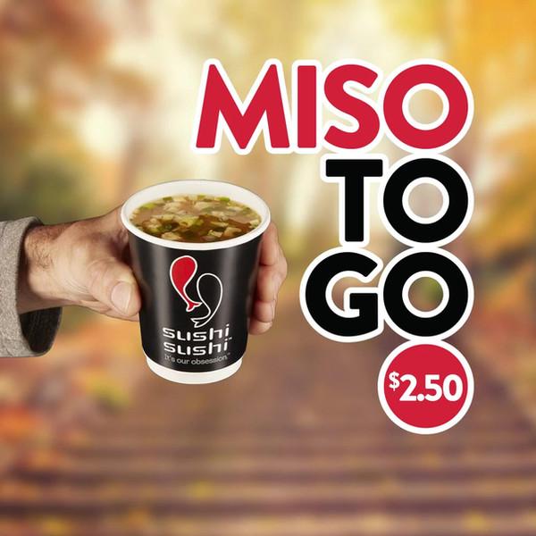 Miso on the go
